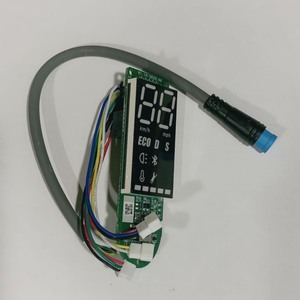 Image 3 - Electric Scooter Dashboard Display Kit For Xiaomi M365 Pro Circuit Board for Xiaomi M365 & M365 Pro Scooter Bt Board M365 Part