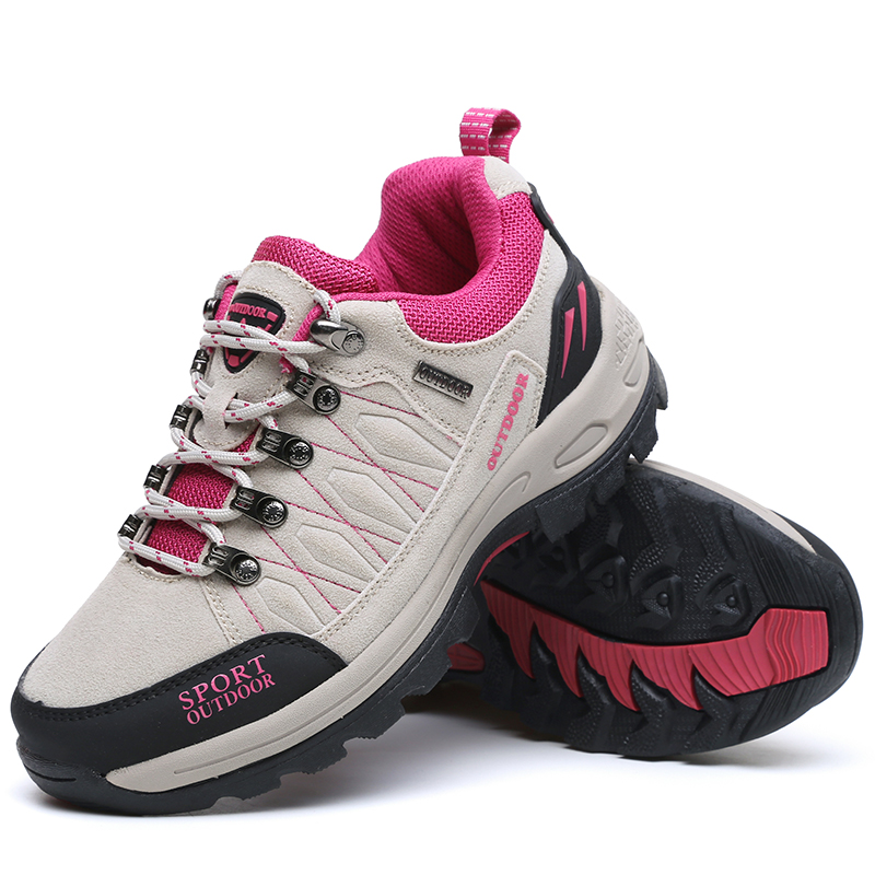 Women Hiking Shoes Professional Outdoor Camping Climbing Trekking Shoes Women's Hiking Shoes