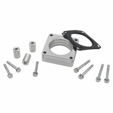 1068 Throttle Body Spacer fits models with 4.0L/ 2.5L engines only 4-bolt throttle Bodies for Jeep XJ, Comanche MJ WJ etc