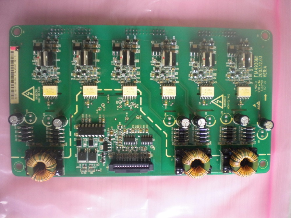 F1A493GM1 frequency converter EV2000 series 90-110kw driver board trigger board 2945403604 110kw frequency converter drive plate used in good condition can working