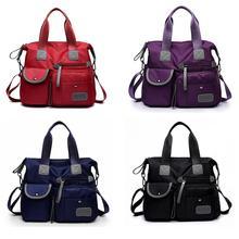 Женская портативная дорожная сумка, Новая Европейская и американская мода, дамская сумка для мам, нейлоновая сумка на плечо для путешествий на открытом воздухе, Большая распродажа