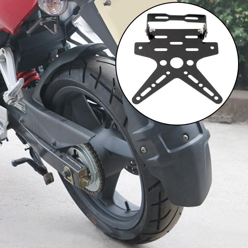 Motorrad Fender Eliminator Kennzeichenhalter Metall Stahl Dirt Bike ...