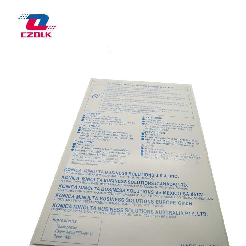 Nouveau compatible Dv710 Développeur pour Konica Minolta bizhub 750 751 600 601 920 7145 780 g/sac
