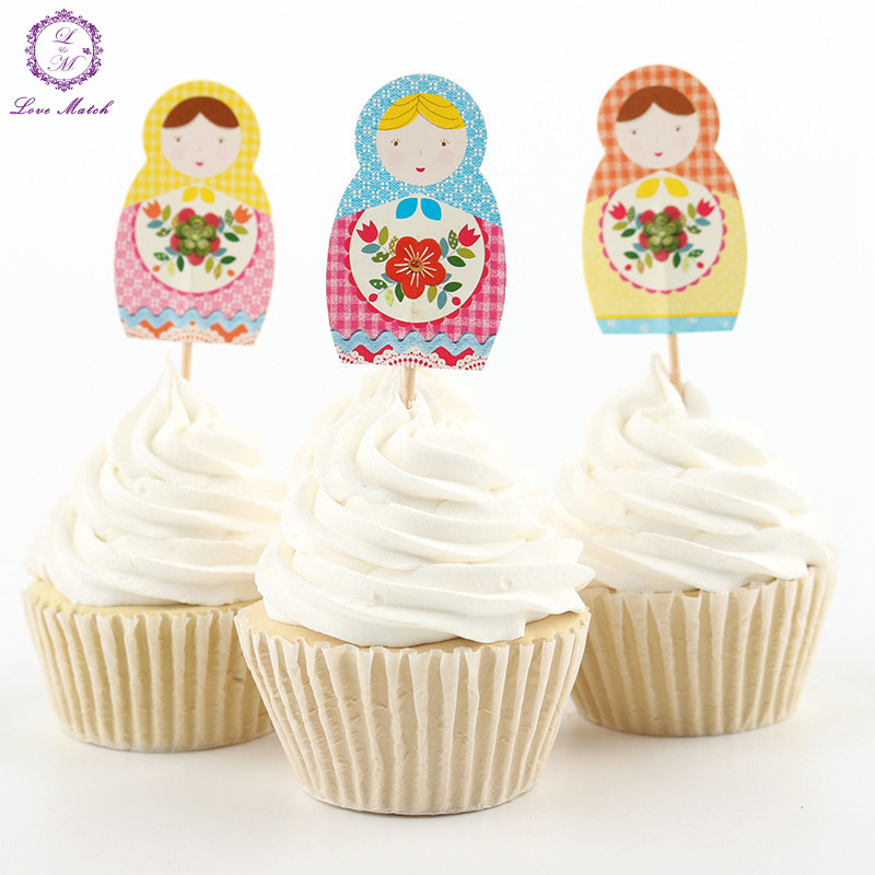 cake doll pick - Wholesale Cake Decorating Supplies