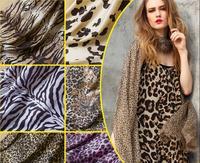 Оптовая продажа 14 цвет поделки ручной работы игрушка-подушка леопарда плюшевые ткани женские платья, принт Атлас шерсти, химических волоко...