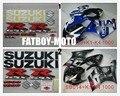 2000 2001 2002 2003 bike motorcycle for Suzuki GSXR GSX R GSX-R 1000 K1 K2 K3 K4 decal sticker set
