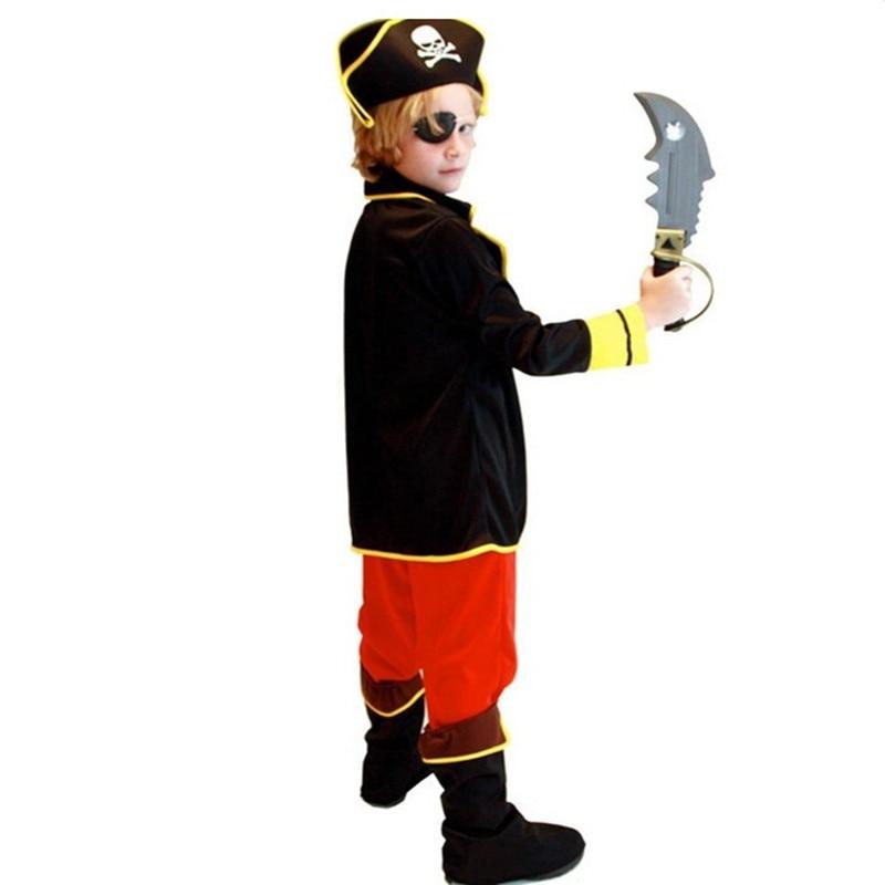 24Hours Ship Purim Kids Boys қарақшылар костюмі - Костюмдер - фото 4
