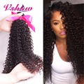 8A Peruvian Virgin Hair Kinky Curly 4PCS Mink Peruvian Virgin Hair Extension Peruvian Kinky Curly Hair V SHOW Hair Products
