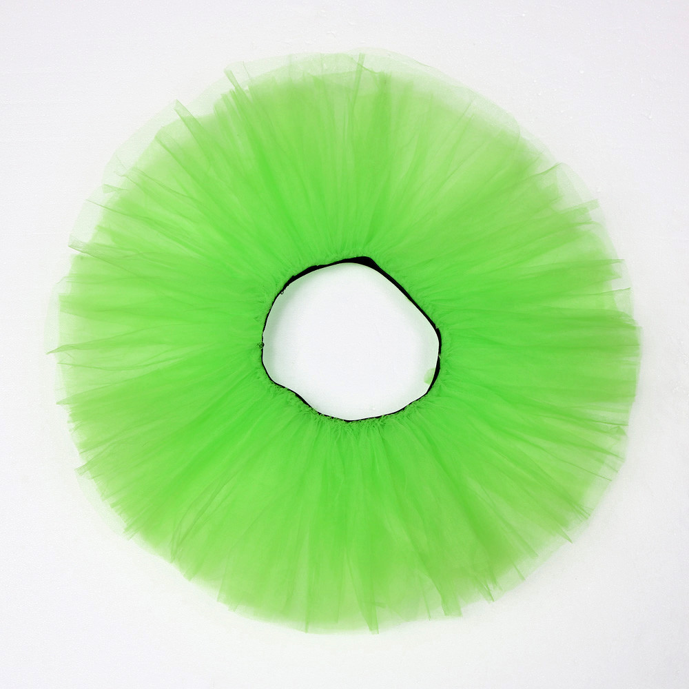 2019 MAXIORILL NEW Hot Sexy Fashion Pretty Girl Elastic Stretchy Tulle Adult Tutu 5 Layer Skirt Wholesale T4 65