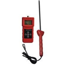 Haute Fréquence humidimètre MS350A pour sol, argent sable, combinaison chimique poudre, poudre de charbon et d'autres matériaux en poudre