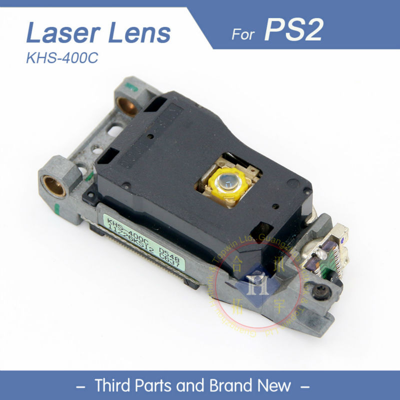 HOTHINK Replacement Laser Lens KHS-400C KHS 400C for Playstation 2 PS2 hi end 300b valve