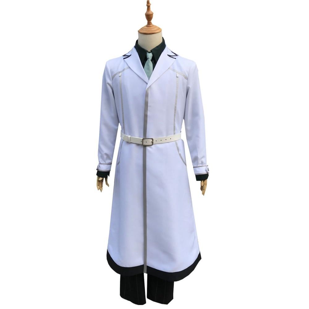 2018 Tokyo Ghoul Sasaki Haise Kaneki Ken coupe-vent unisexe uniforme Sasaki Haise Costume de Cosplay