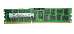 Image 4 - Samsung DDR3 4GB 8GB 16GB server memory 1333 1600 1866 MHz ECC REG DDR3 PC3 10600R 12800R 14900R Register RIMM RAM X58 X79