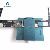 PHONEFIX NAND Программист iCloud для удаления Nand узнать Ошибка записи ремонт Тесты приспособление инструмент для Ipad 5 6 air 1 2 ремонт материнской платы