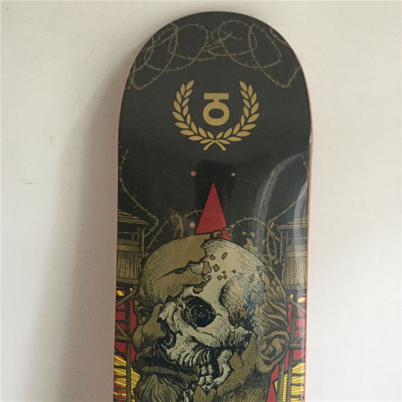 UNION skateboarding deck  (25)