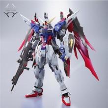 Figura DE ACCIÓN DE musloso MC metalclub MB 1/100, COMIC CLUB en STOCK, Gundam Seed DESTINY, figura de juguete de alta calidad