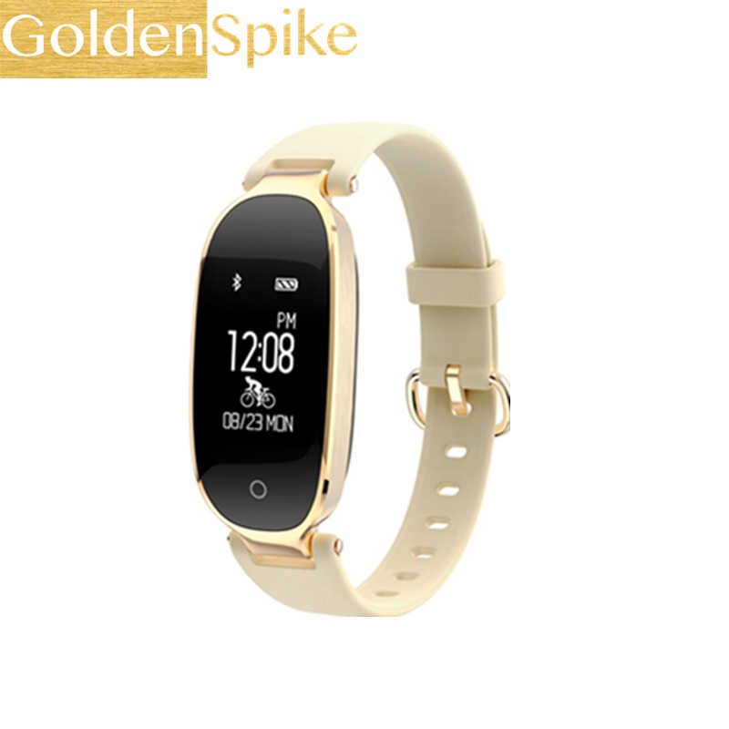 2019 Smart Watch Women S3 Color Screen Heart Rate Monitor Multi Sport Activity Fitness Tracker Smartwatch Connect Android Iphone