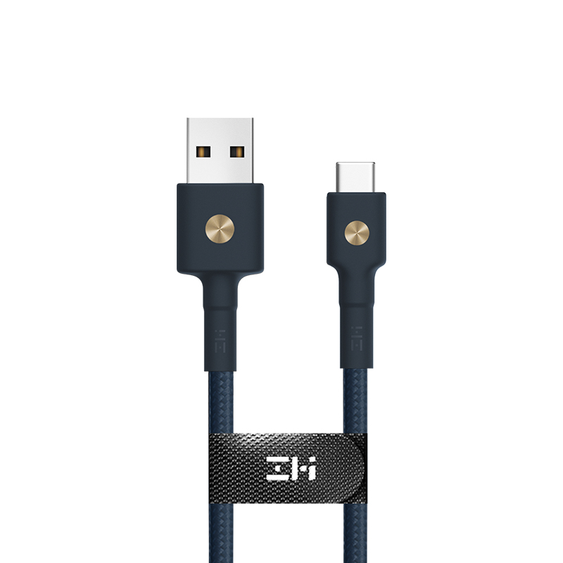 lowest price ZMI AL411 AL401 AL431 USB-A to USB-C Cable 3A FastCharge Data USB C Cable for Xiaomi Samsung Huawei mobile phone Braided Cable