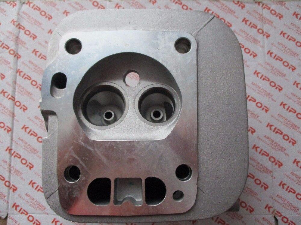 kipor KGE12E3 KGE12E KGE13E3 KGE12E CYLINDER HEAD I   KG670-02100# генератор бензиновый kipor kge 12 e