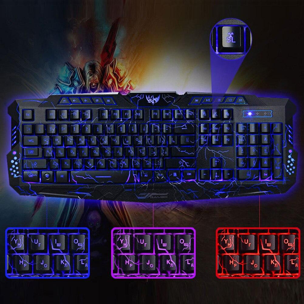 USB Wired Mechanical Gaming Keyboard USB Wired Mechanical Gaming Keyboard HTB1o6srSpXXXXblapXXq6xXFXXX9