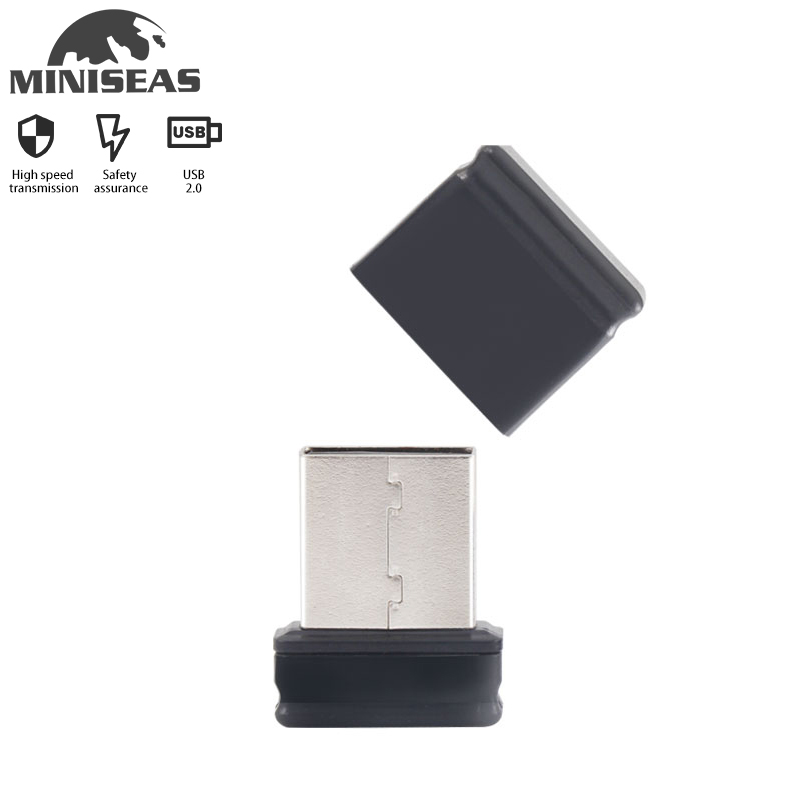 Miniseas Usb Flash Drive Super Mini Small 4gb 8gb 16gb 32gb Real Capacity Memory USB Stick Pendrive Pen Drive