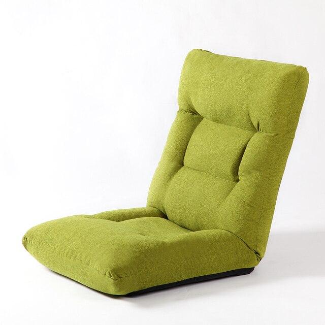 Perfect Adjustable Comfort Floor Folding Sofa Chair Home Cushion 4 Colors Living  Room Furniture Modern Foldable Japanese