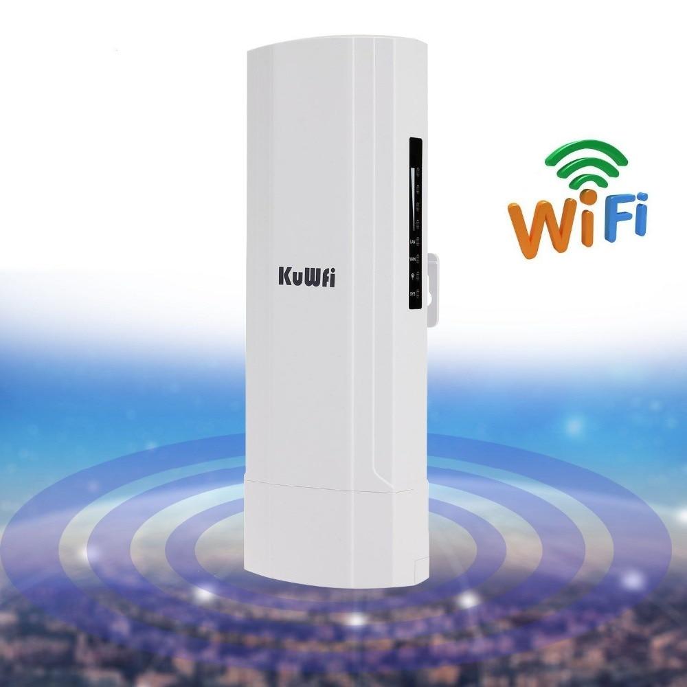 Image 5 - 3 км Открытый водонепроницаемый беспроводной роутер CPE 150 Мбит/с Wifi мост Wifi ретранслятор Wifi расширитель с 12Dbi антенной-in Беспроводные маршрутизаторы from Компьютер и офис
