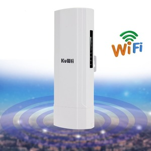Image 5 - 3Km Outdoor Waterproof Wireless CPE Router 150Mbps Wifi Bridge Wifi Repeater Wifi Extender With 12Dbi Antenna