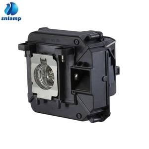 Image 3 - Snlamp החלפת מנורת מקרן עם דיור ELPLP68 V13H010L68 הנורה עבור EH TW5900 EH TW6000 EH TW6000W HC3010E