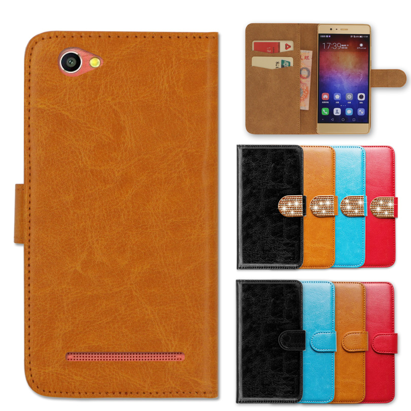 Wallet Case for <font><b>Zopo</b></font> Color M4 M4i Luck Luxury Jewelled Book Cover Leather Special <font><b>Phone</b></font> Case