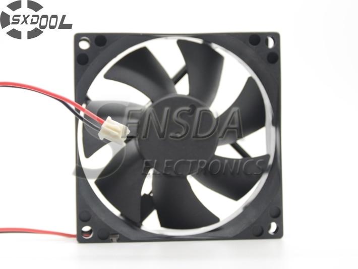 Lot of 10pcs Brushless DC Cooling fans 3pin 5V 12V 24V multi Sizes 4010 to 9025
