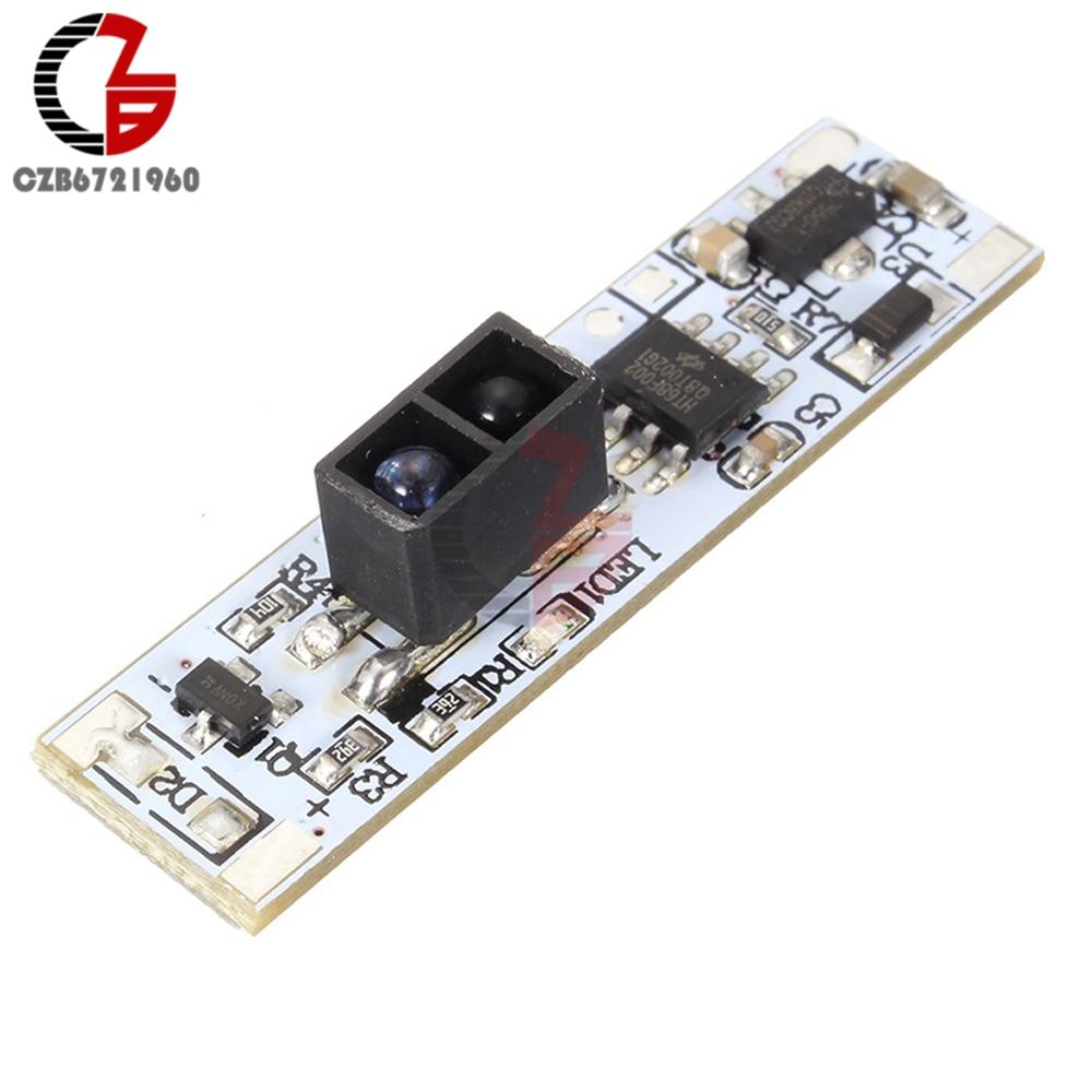 XK-GK-4010A DC 12V Short Distance Scan Sensor Sweep Hand Sensor Switch Module 36W 3A Constant Voltage For Auto Smart Home