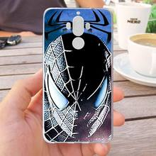 Mutouniao Avengers Design-9 Silicon Soft TPU Case Cover For Huawei Honor 6X 8 Pro V9 4C 5C 7X 7C V10 Mate 7 8 9 10 P20 Pro Lite(China)