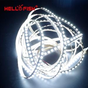 Image 5 - Fita de led dc 12v, 5054 5050 5m 600 led 12v flexível 120 led/m iluminação branca luz branca quente rgb