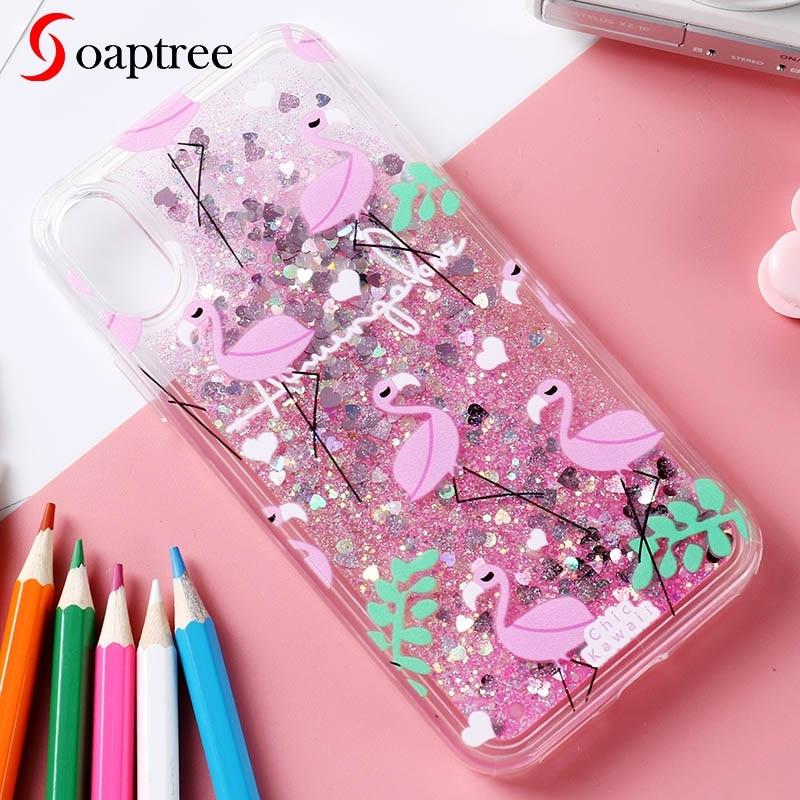Glitter líquido telefone capinhas para apple iphone 7 7g xr 6 s x xs 10 dez max plus caso silicone para iphonexr iphonexs max a1660 capa