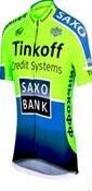 Prix pour Vélo maillots/rapide-sec ropa ciclismo vélo clothing/respirant vélo sportswear saxo bank tinkoff