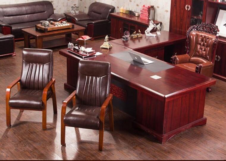 FleißIg Front Stuhl Leder Stuhl Fixiert Armlehne Vier Ecke Bürostuhl Ergonomischen Computer Stuhl Haushalts Neue Product.017