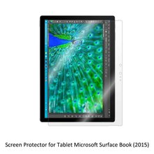Clear LCD PET Movie Anti-Scratch/ Anti-Bubble / Contact Responsive Display Protector for Pill Microsoft Floor E-book 2015