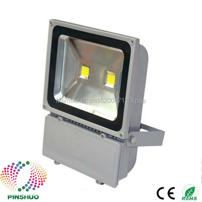 (3PCS/Lot) 3 Years Warranty Brigdelux Chip AC85-265V 100W LED Floodlight LED Flood Light Outdoor Tunnel Spot Bulb Lighting 3 years warranty 100