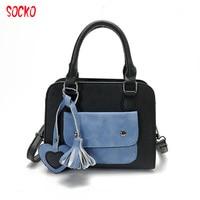 Women PU Leather Bag Women S Messenger Bags Handbags Women Famous Brand High Quality Shoulder Bag