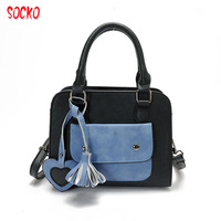 Women PU Leather Bag Women S Messenger Bags Handbags Women Famous Brand High Quality Shoulder Bag
