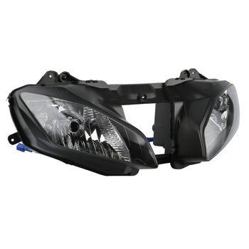 цена на Motorcycle Front Headlight Head Light Lamp Assembly For Yamaha YZF-R6 YZF R6 2008-2016 2009