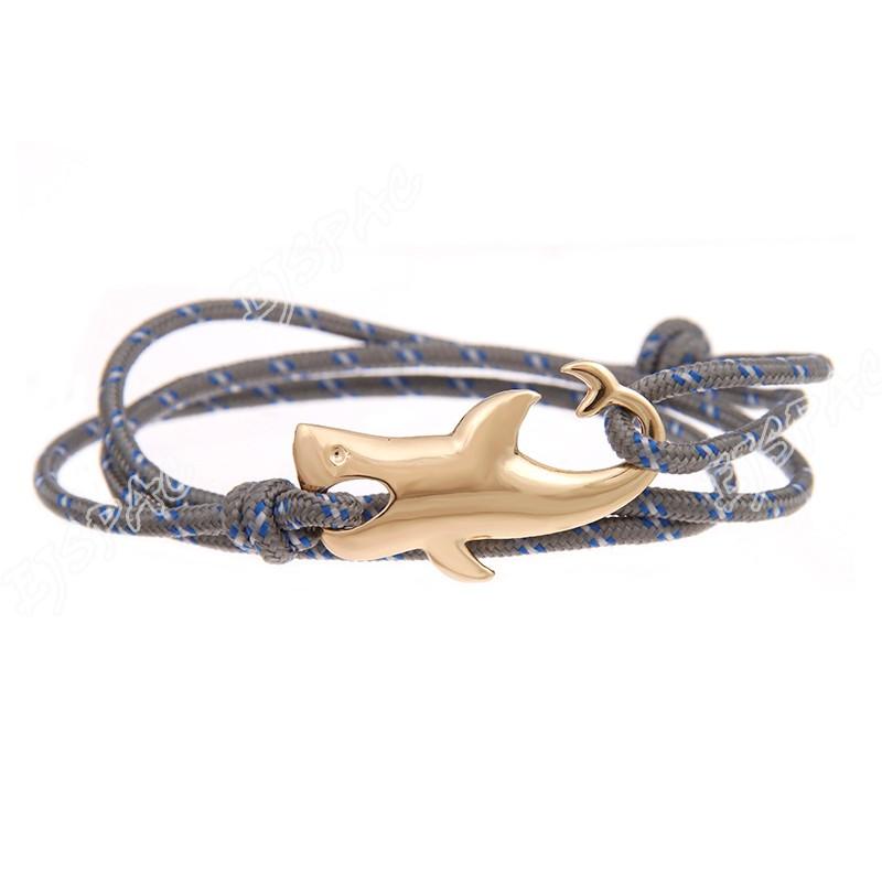 """""""Sharkbite"""" - Shark Bracelet 7"""