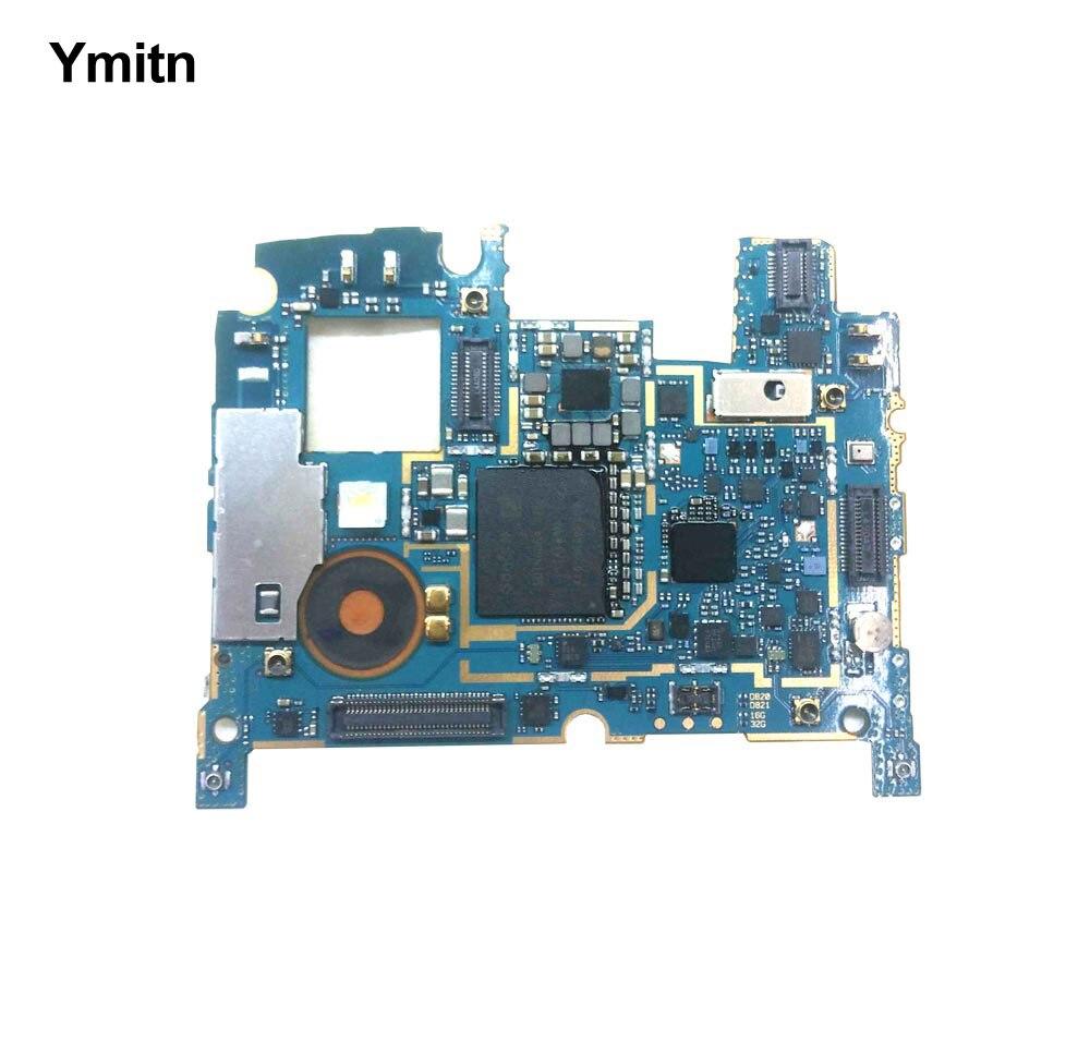 Ymitn Alloggiamento Del pannello Elettronico mainboard della Scheda Madre Circuiti Cavo Per LG Google Nexus 5 D820 D821 32 gb, g2 D802 D800