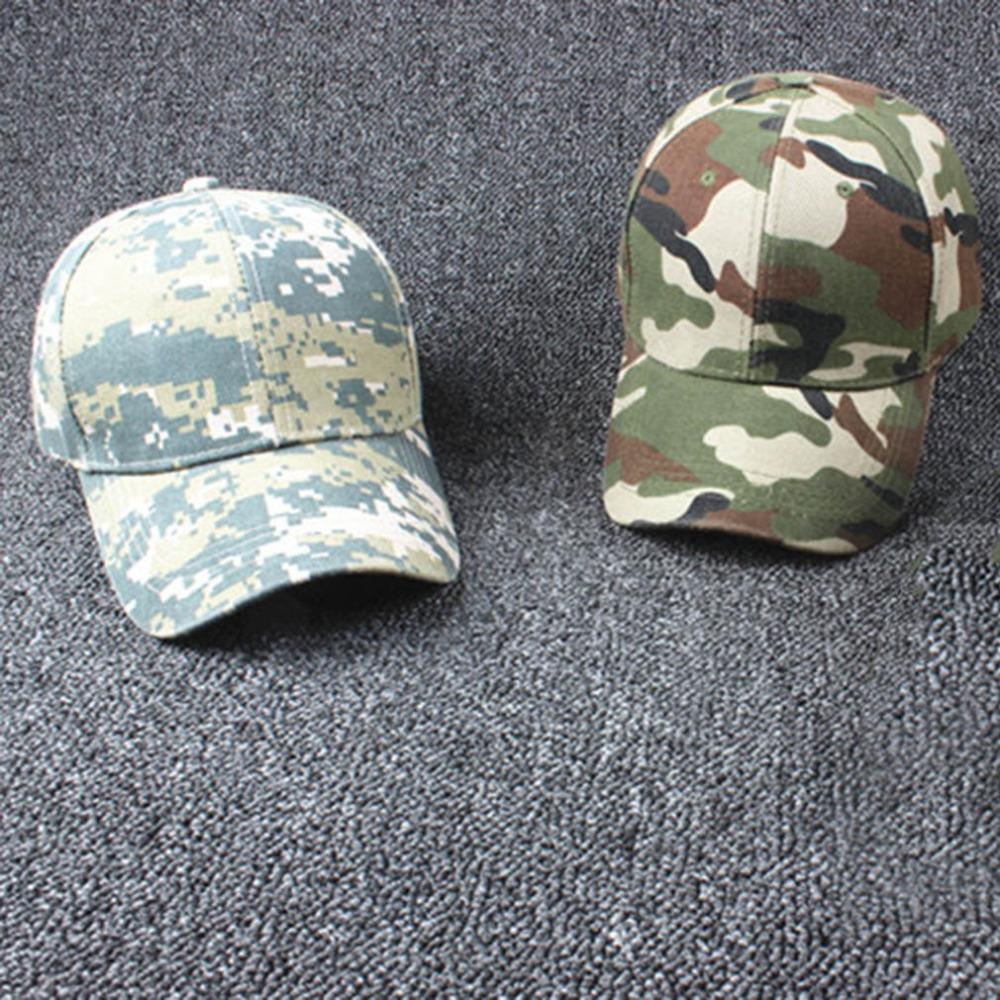 Gorras de Béisbol de Camuflaje Al Aire Libre militar Táctico Ejército de Los Afi