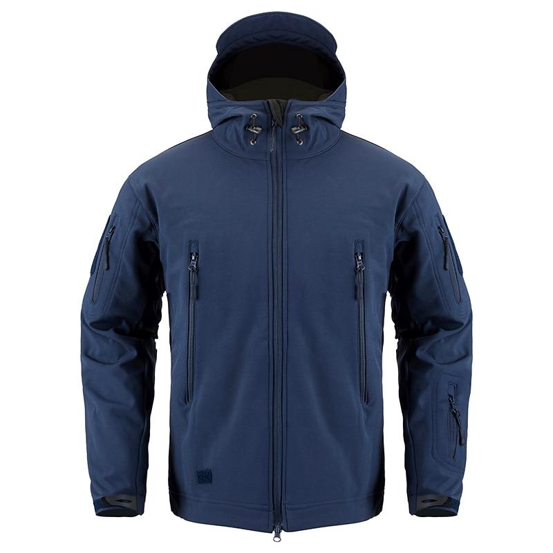 HTB1o6zWKgaTBuNjSszfq6xgfpXaA - ReFire Gear Navy Blue Soft Shell Military Jacket Men Waterproof Army Tactical Jacket Coat Winter Warm Fleece Hooded Windbreaker