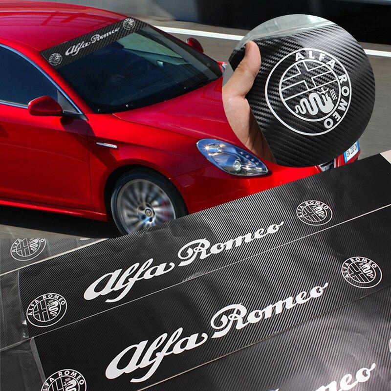 auto aufkleber f r alfa romeo giulia mito 4c 147 156 159. Black Bedroom Furniture Sets. Home Design Ideas