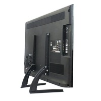 2pcs TV Monitor Stand LCD Flat Screen Table Top Pedestal Base Holder Mount Screen Monitor Riser Support TV For 22 55