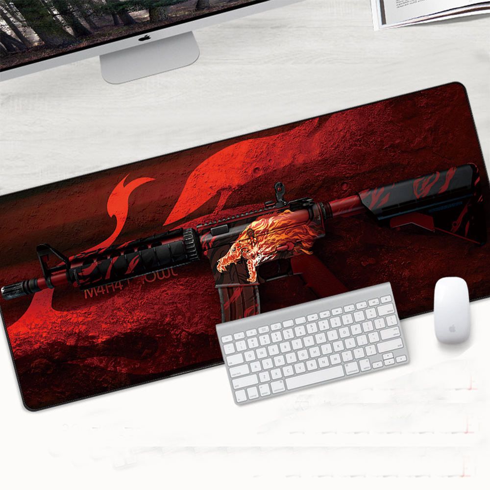 mouse mat Star Wars light saber desktop mouse pad quality 5 MM thick made in UK