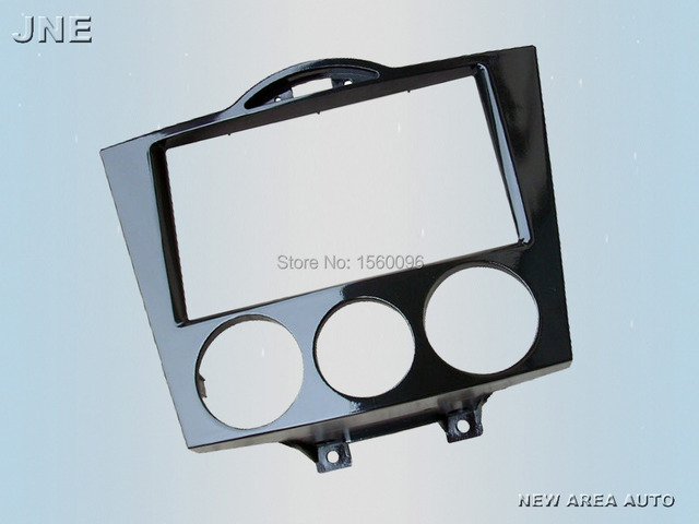 2DIN 2 дин двухместный дин радио переходная для MAZDA RX8 RX-8 стерео переходная рамка панель даш гора комплект адаптер отделка рамка переходная рамка